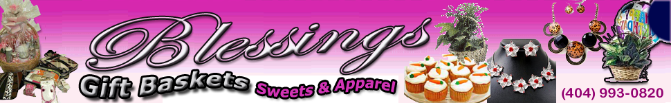Blessings Gift Baskets Sweets & Apparel